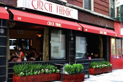 Top Five Bar Tabac New York - Circus