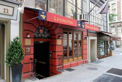 Lexington Bar And Books Nyccigarbars Com The Guide To